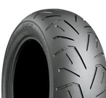 Exedra 852 Cruiser Radial Rear Tires