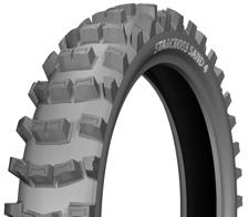 Motorcross Rear Starcross Sand 4 Tires